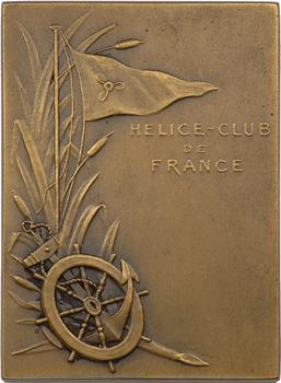 Bateau : Hélice-Club de France, s.d. Paris
