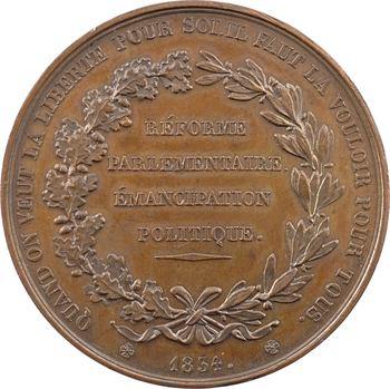 Louis-Philippe Ier, liberté de la presse et réformes parlementaires, 1834 Paris
