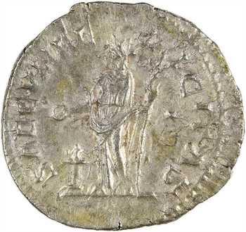 Julia Maesa, denier, Antioche, 218-223