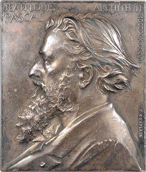 Chaplain (J.-C.) : Jean-Louis Pascal, architecte, 1897 Paris