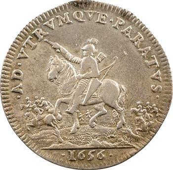 Picardie, Péronne, ville de Péronne, 1656