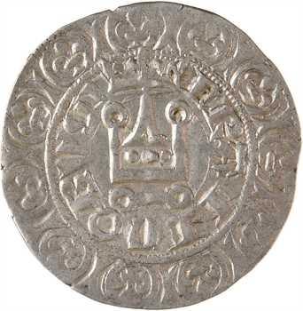 Philippe VI, gros à la couronne, 1re émission