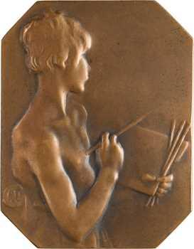 Charpentier (A. L. M.) : la Peinture, 1912 Paris