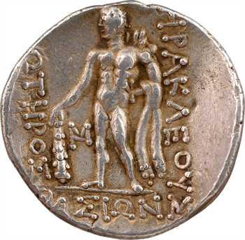 Iles de Thrace, Thasos, tétradrachme, IIe-Ier s. av. J.-C.