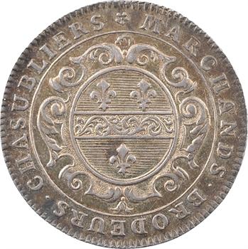 Louis XIV, Corporation des Marchands Brodeurs Chasubliers, 1704 Paris