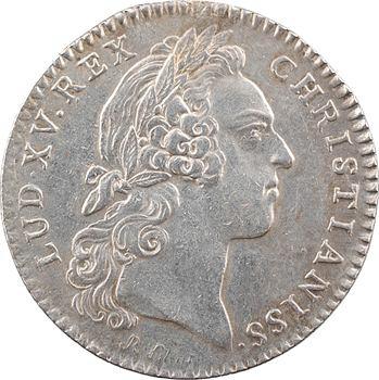 Amérique / Colonies françaises de l'Amérique, Canada, Louis XV, jeton, les ruches, 1756 Paris