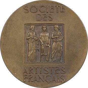 IIe Guerre mondiale, la Société des Artistes Français à Claude Fraisse, par H. Dropsy, 1941 Paris (Canale)