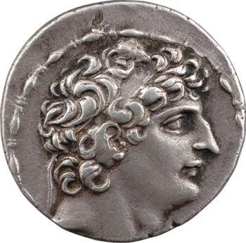 Syrie, Antiochus VIII, tétradrachme, Antioche, c.121-113 av. J.-C