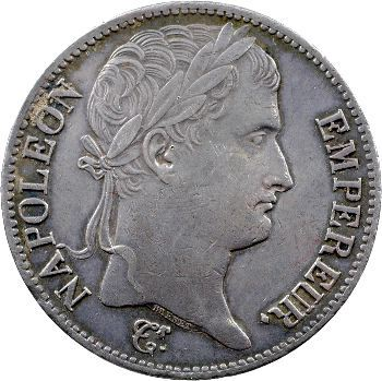 Premier Empire, 5 francs Empire, 1813 Marseille