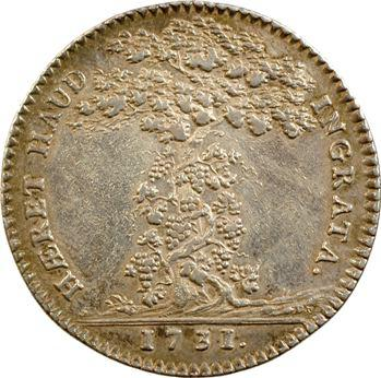 Bourgogne (États de), 1731 Paris