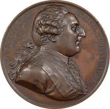 Louis XVI, série des Rois de France, par Caqué et Depuymaurin, s.d. Paris
