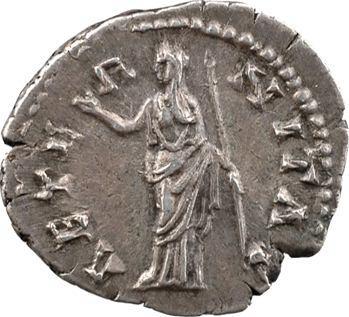 Divine Faustine Mère, denier, Rome, après 141