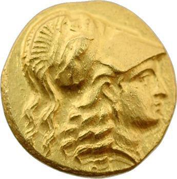 Macédoine, Alexandre le Grand, statère, Citium ?, c.325-320 av. J.-C.
