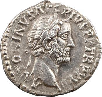 Antonin le Pieux, denier, Rome, 160-161