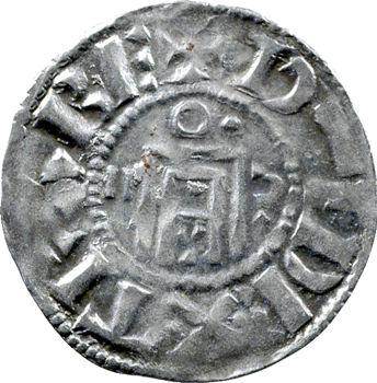 Orléans (vicomté d'), denier au nom d'Hugues