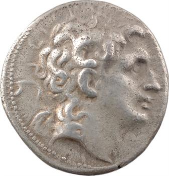 Thrace, Lysimaque, tétradrachme, atelier incertain, 323-281 av. J.-C