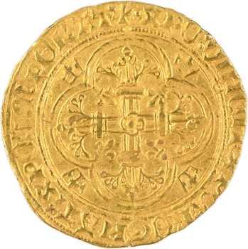 Charles VII, royal d'or, 2e émission (1431) Tours