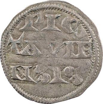 Poitou (comté de), Richard Cœur-de-Lion, denier