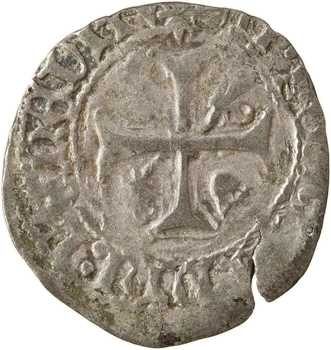 Louis XI, hardi 1er type, 2e émission, Poitiers