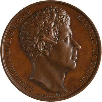 Premier Empire, le maréchal Berthier, par Caqué s.d. (1815) Paris