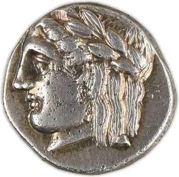Ionie, Milet, hémidrachme au nom du magistrat Diopompos, c.250-190 av. J.-C