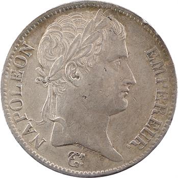 Premier Empire, 5 francs Empire, 1813 Utrecht