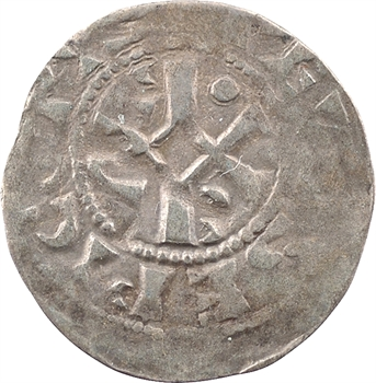 Troyes (comté de), Hugues, denier, Troyes