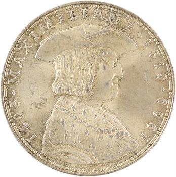 Autriche, 50 schilling Maximilien Ier, 1969