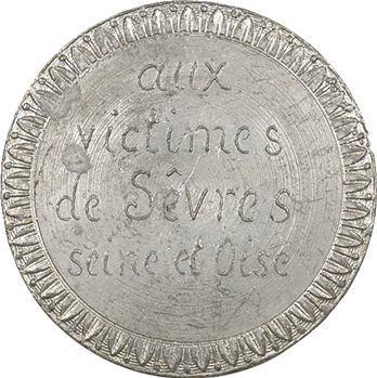 IIe République, Journées de Juin, aux victimes de Sèvres, Seine et Oise,1848