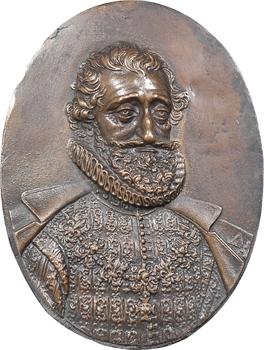 Henri IV, fonte ancienne uniface, s.d