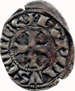 Anjou (comté d'), Charles III, obole