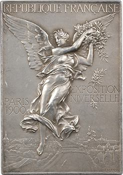 Vernon (F.) : Exposition Universelle et Jeux Olympiques de Paris, IXe championnat de tir des lycées et collèges, 1900 Paris