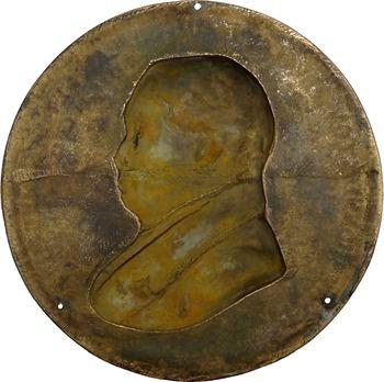 Charles X, Mionnet conservateur du Cabinet des médailles, par Depaulis, 1829 Paris (attribution du graveur)