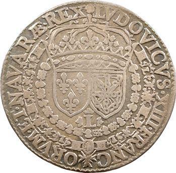 Chambre aux deniers, Louis XIII, 1613
