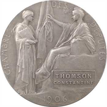 Algérie, Constantine, Chambre des Députés, Gaston Thomson, 1906 Paris