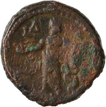 Égypte, Gordien III, tétradrachme, Alexandrie, An 4