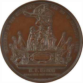 Second Empire, emprunt de 750 millions, 1855 Paris