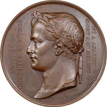 Louis-Philippe Ier, translation du corps de Napoléon aux Invalides, 1840 Paris