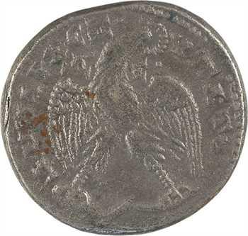 Syrie, Antioche, Macrin, tétradrachme, 217-218