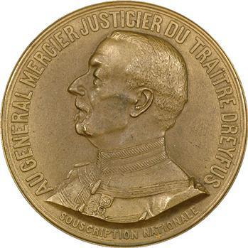 IIIe République, refus du général Mercier de revenir sur sa décision, 1906 Paris
