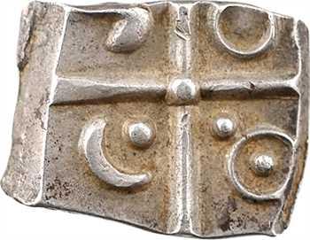 Sotiates, drachme «à la tête bouclée du Causé», c.IIe-Ier s. av. J.-C.