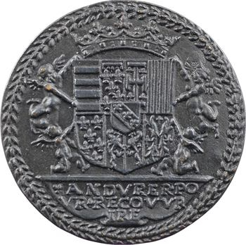 Lorraine, Charles III de lorraine, s.d. Nancy, fonte ancienne