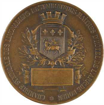Rouen, syndicat des limonadiers, par Rasumny, s.d. Paris