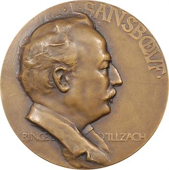 Ringel d'Illzach (J.-D.) : Joseph Sansbœuf, 1928 Paris