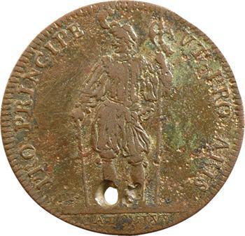 Lorraine (duché de), Ferdinand de Lunati-Visconti, 1711