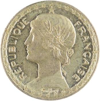 IIIe République, essai de 100 francs Guilbert, petit module, 1929 Paris