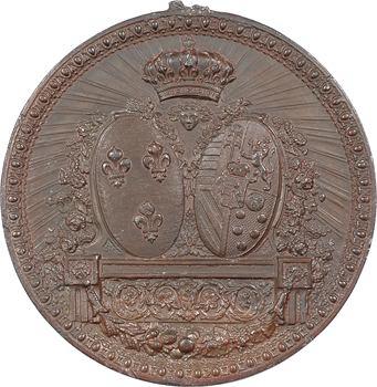 Louis XVI, sceau de Marie-Antoinette, par Lorthior, s.d