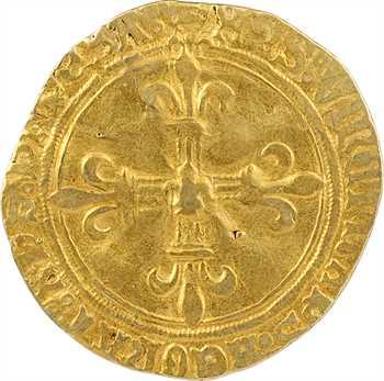 Louis XII, écu d'or au soleil du Dauphiné, 2e type, Montélimar