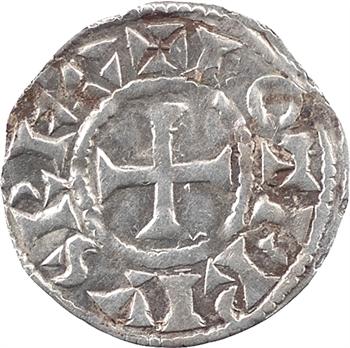 Lothaire, obole, s.d. (954-986) Bourges