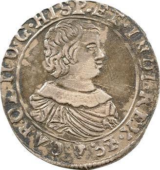 Pays-Bas, Brabant, Charles II, jeton, inauguration en Brabant, 1666 Anvers